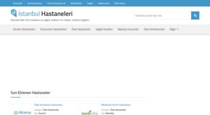 istanbulhastaneleri.net