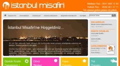 istanbulmisafiri.com