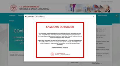 istanbulsaglik.gov.tr -