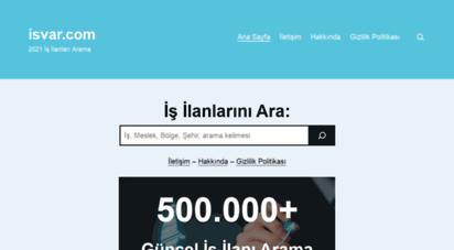 isvar.com