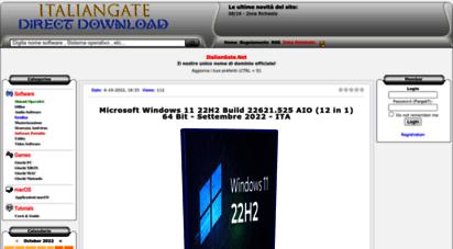 italiangate.net - italiangate direct download
