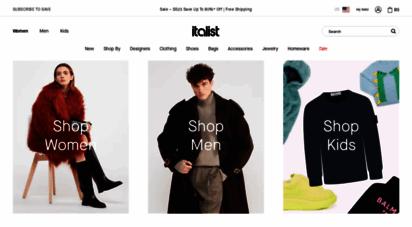 italist.com - italist, always like a sale