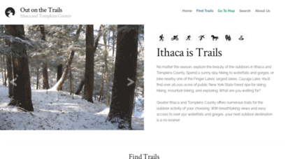 ithacatrails.org - ithaca trails