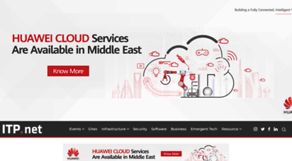 itp.net - itp.net - middle east technology news, it news portal, information technology & product reviews