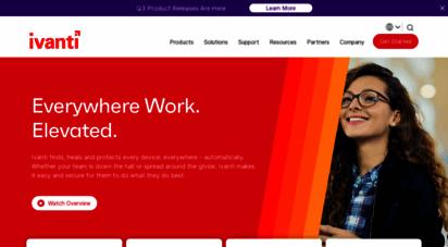 ivanti.com