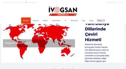 ivogsan.com - ivogsan çeviri profesyonel dil hizmetleri sağlayıcısı