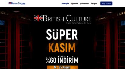 izmiringilizkultur.com - british culture  ingiliz kultur dernegi