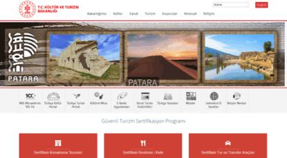 izmirkulturturizm.gov.tr - izmir il kültür ve turizm müdürlüğü