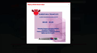 izmirmetro.com.tr - izmir metro
