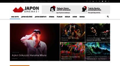 japonsinemasi.com - japon sineması platformu - japon filmler, japon kültürü, anime, manga