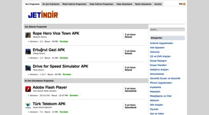 jetindir.com - jet indir - program ve oyun indir