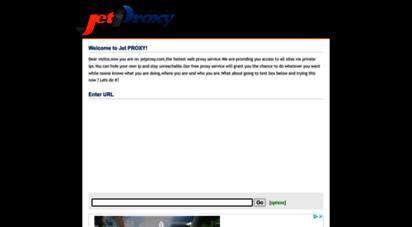 jetproxy.com - jetproxy.com - ultra super fast proxy!