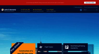 jfkairport.com - aviation