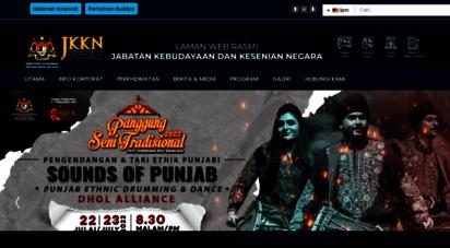 jkkn.gov.my - welcome to jkkn website  jkkn website