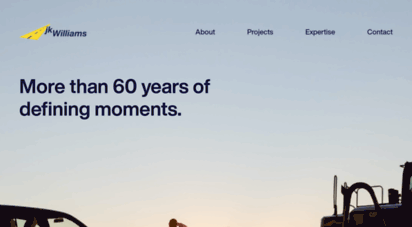 jkw.com.au - jk williams  more than 60 years of defining moments