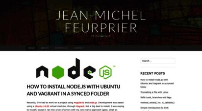jmfeurprier.com