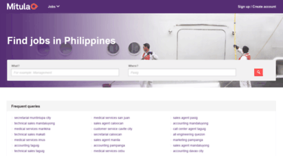 Welcome to Job mitula ph - Find jobs in Philippines   Mitula