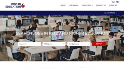 jobsineducation.com