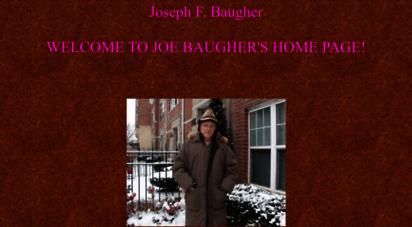 joebaugher.com - joe baugher´s home page