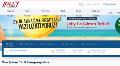 jollytur.com - tatil  size uygun tatil seçenekleri - jolly