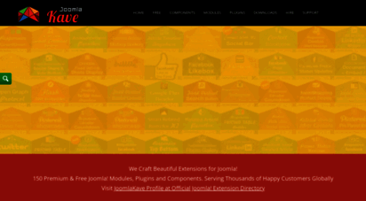 joomlakave.com - joomla extension developer - joomlakave