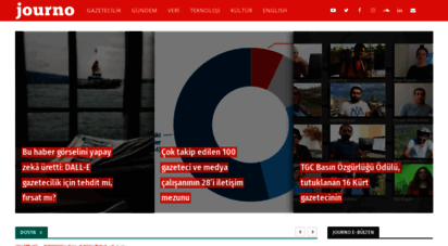 similar web sites like journo.com.tr