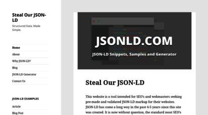 jsonld.com