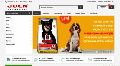 juenpetmarket.com