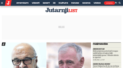 jutarnji.hr - jutarnji.hr online portal - jutarnji list