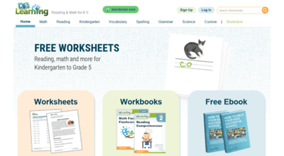 k5learning.com - online reading and math for kids  k5 learning