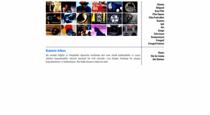 kameraarkasi.org - kamera arkası