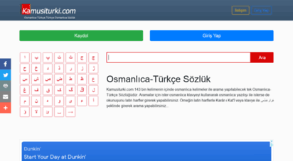 kamusiturki.com -