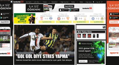 karakartal.com - karakartal - en iyi beşiktaş taraftar sitesi