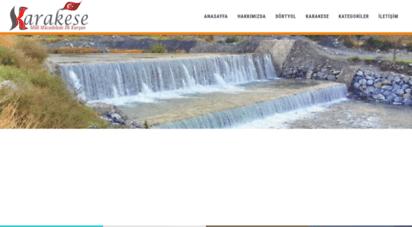 karakese.net - milli ruhun şahlandığı şehir dörtyol