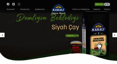 karalicay.com - karali çay