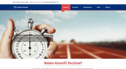 karanfiltercume.com - karanfil tercüme - tercüme ve çeviri hizmetleri tel: 0 312 418 75 37 - hiçbir dil bize yabancı değil