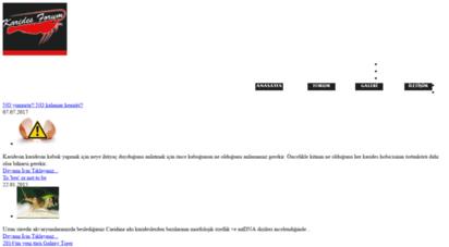 karidesforum.com