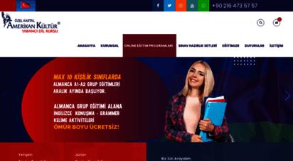 kartalamerikankultur.com - anasayfa  amerikan kültür kartal - kartal ingilizce kursu - 0 216 473 57 57