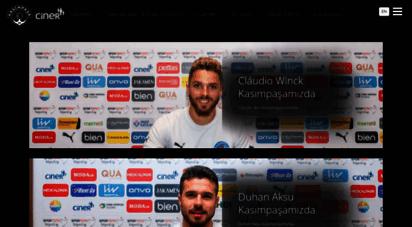 kasimpasa.com.tr - kasımpaşa sportif faaliyetler a.ş.