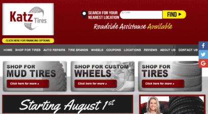 Used Tires Columbus Ohio >> Welcome To Katztires Com Bexley Blacklick Estates And