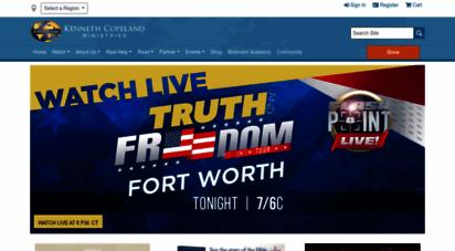 kcm.org - kenneth copeland ministries