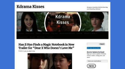 kdramakisses.com - kdrama kisses  everyone remembers the first time they were kissed by a kdrama!