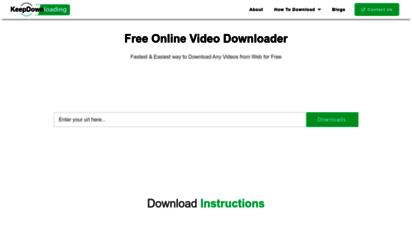 keepdownloading.com