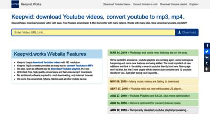 keepvid.works - keepvid: online video downloader. download youtube videos.