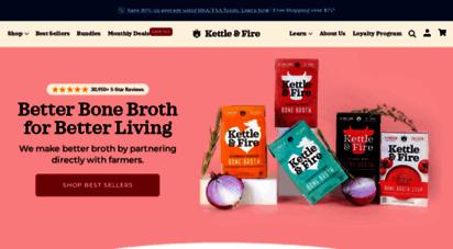 kettleandfire.com