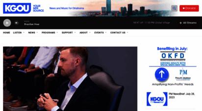 kgou.org