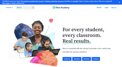 khanacademy.org - khan academy  free online courses, lessons & practice