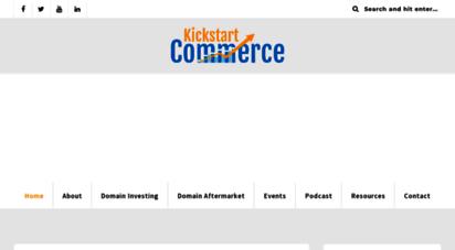 kickstartcommerce.com - kickstart commerce » digital strategies for greater customer growth and revenue