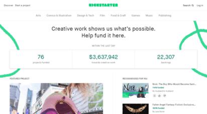 kickstarter.com -