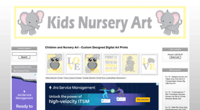 kid-time.net - kids and nursery art prints - free coloring book pages